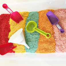 Exploring Sensory Play—5 Amazing Activities withVideo!
