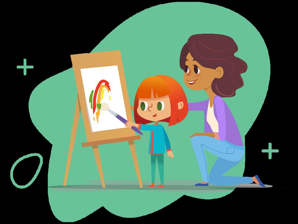 teacher-paint