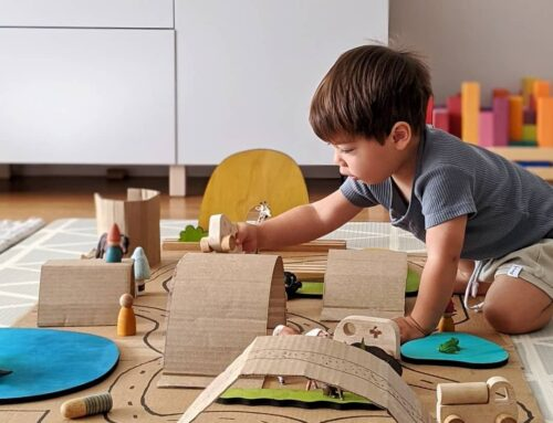 10 DIY Play Projects to do at Home