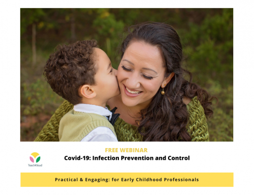Covid-19: Practical Guidance on Infection Control and Prevention for Early Childhood Professionals and Preschools