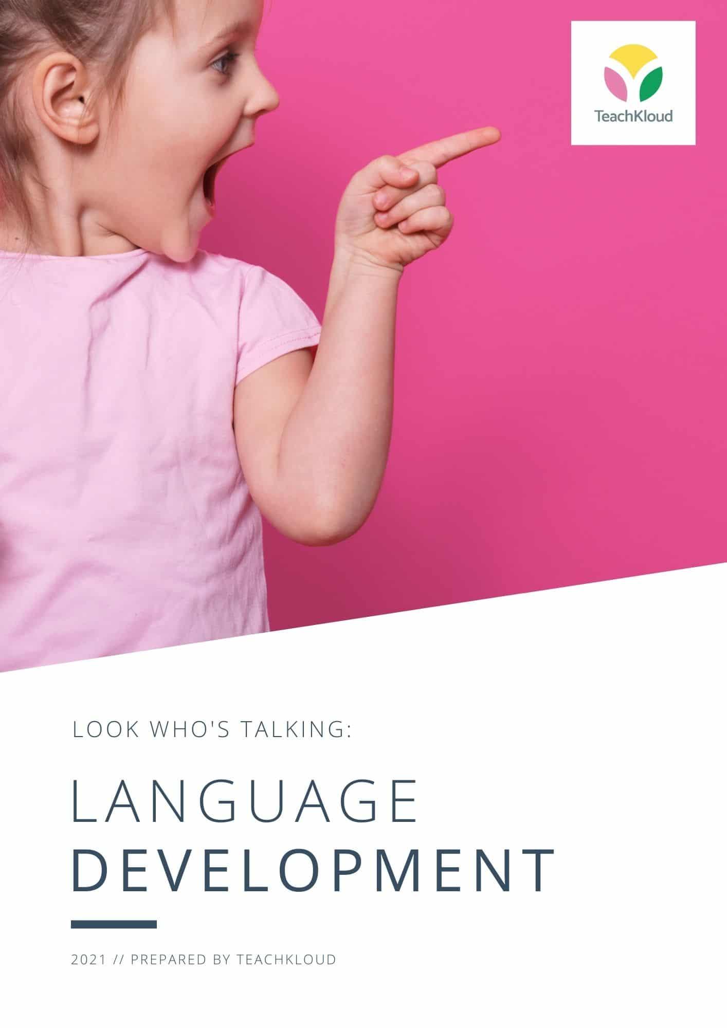 language development ebook cover