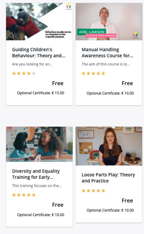 free preschool online courses